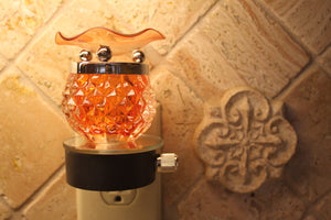 Wall Plug-in Crystal Lamps