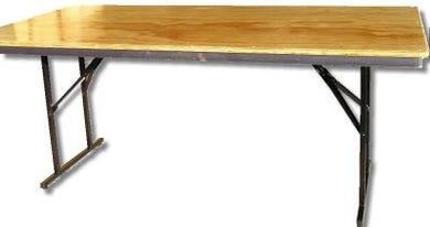 Standard Trestle Table 1.8m x 0.75m