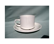 Coffee/Tea Cup & Saucer