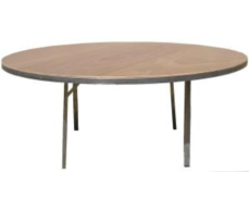 10 seater Round table (1.8m)