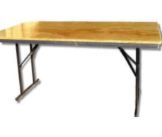 Banquette Trestle Table 2.4mx0.9m