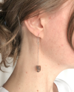 Growth earrings