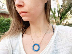 Eternal necklace - large