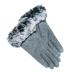 FACTORY OUTLET: Tommy Tou Wool Gloves  Thinsulate-Lined.