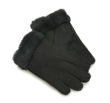 Tommy Tou Sheepskin Ladies Gloves- Sheepskin Lined.