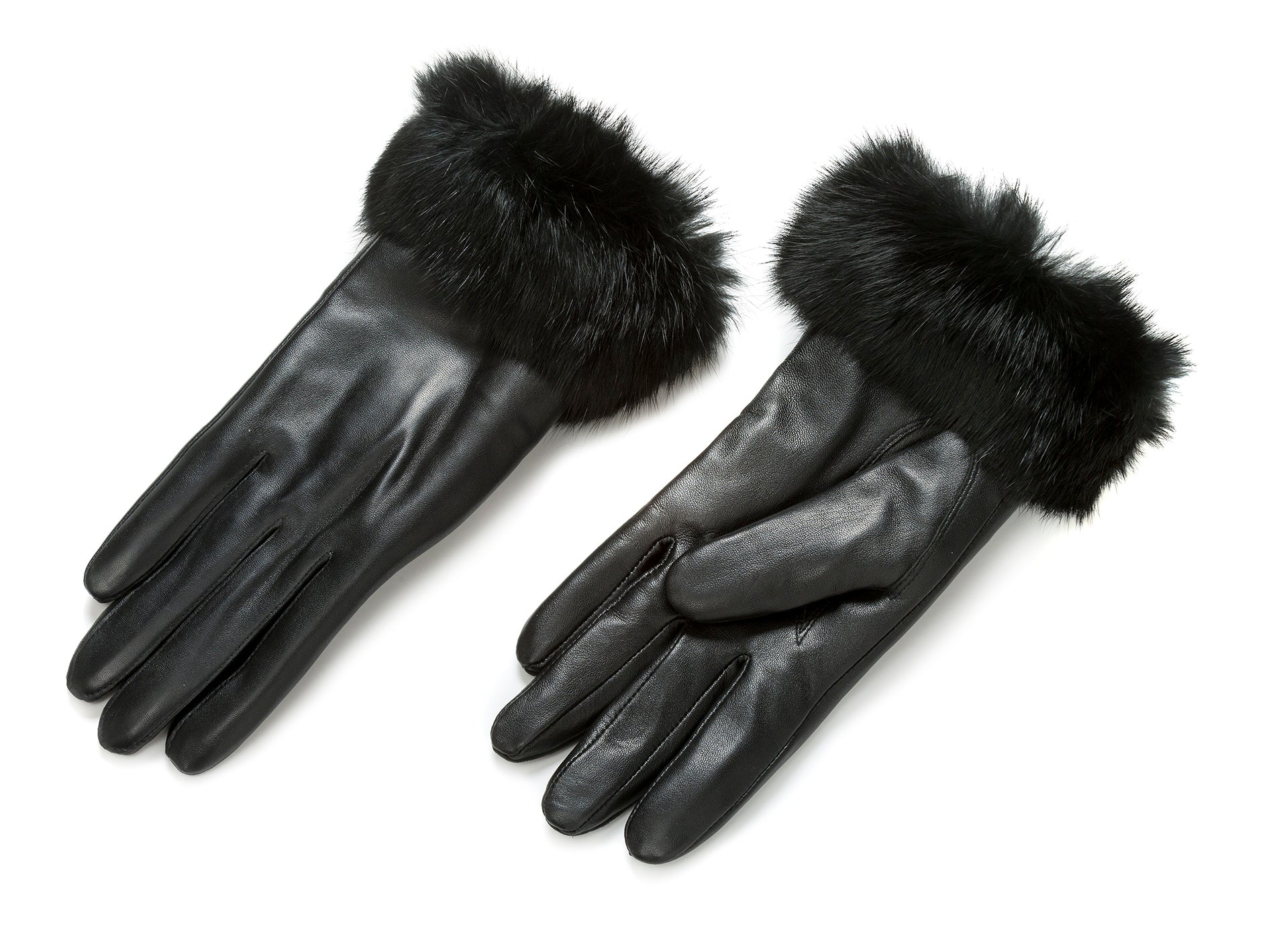 Genuine Nappa Gloves Sheepskin lining By TOMMY TOU