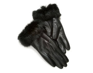 HALF PRICE SALE: Tommy Tou Ladies nappa Leather Gloves.