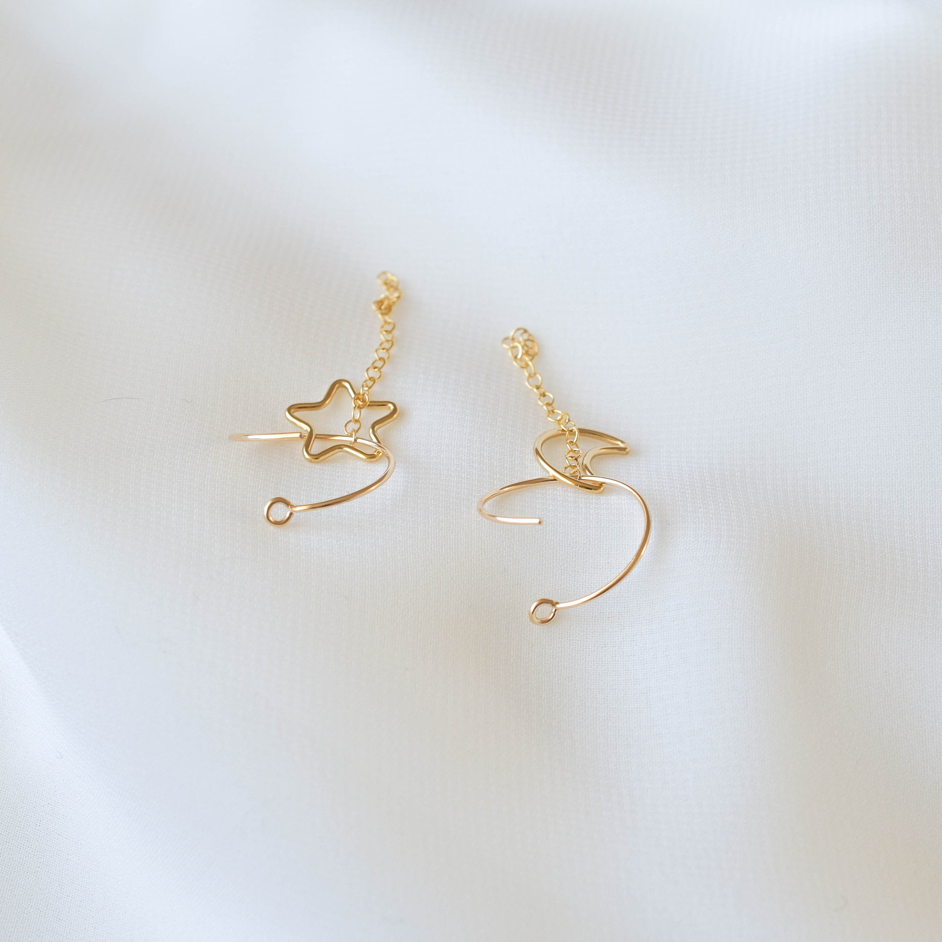 Dreamy Hoop Earrings