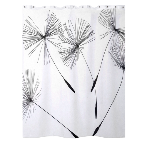 Dandelion Shower Curtains