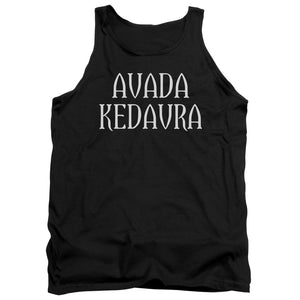 Harry Potter - Avada Kedavra Adult Tank