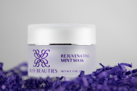 Busy Beauties - Rejuvenating Mint Mask