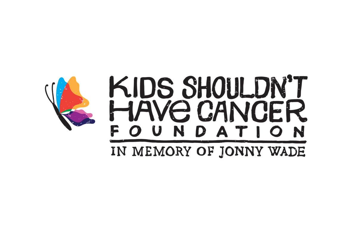 Kids Shouldn't Have Cancer Foundation Logo
