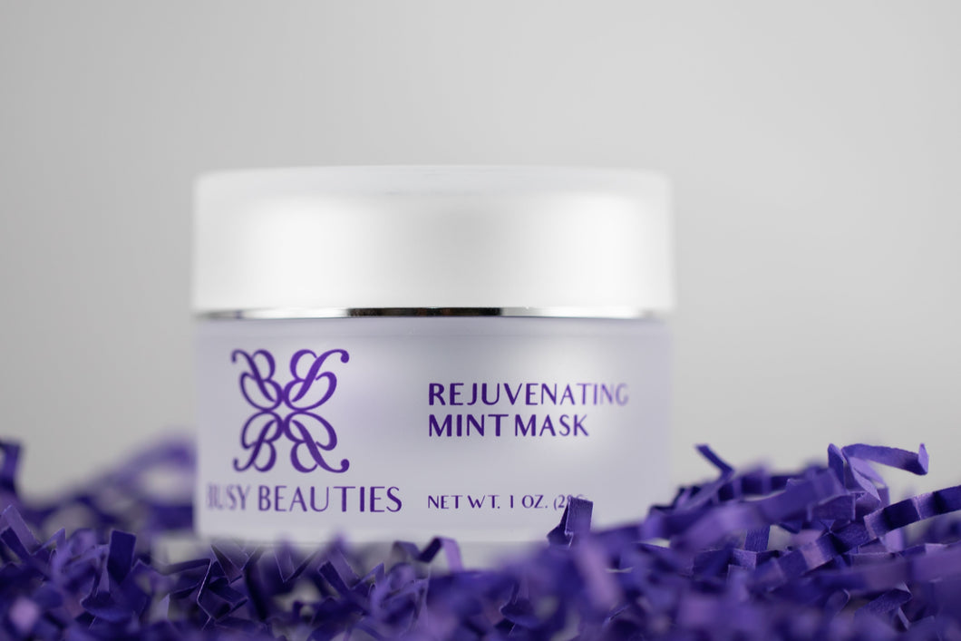 Rejuvenating Mint Mask - busy-beauties