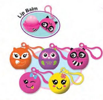 Cute Lip Balm Bucket