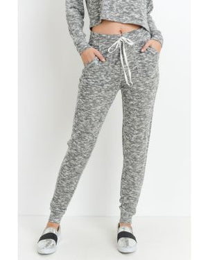 Hacci Form-Fit Marle Sweatpants