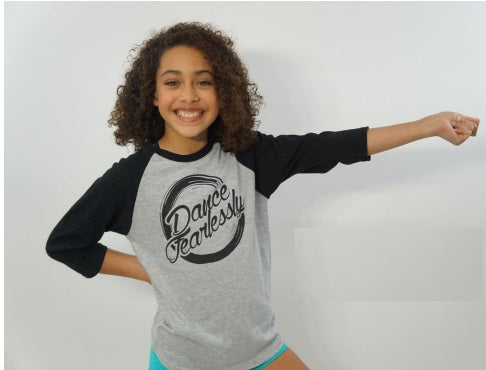 Dance Fearlessly Baseball Shirt