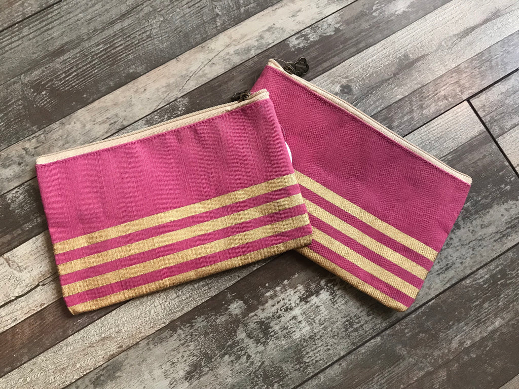 Strip Glamour Juco Cosmetic Bag