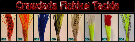 (10) Pack Fishing Skirts 40 Strand