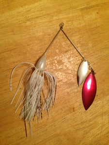 """Crawdads"" Bullet Spinnerbait"