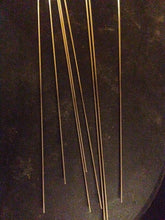 100 Pack Straight .045 WIRE SHAFT FORMS LURE MAKING