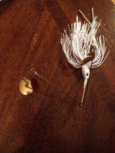 "Crawdad's ""Dominator"" Colorado Blade Series  3 Arm V Spinnerbait"