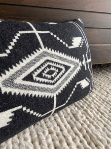 Tsi Mayoh Pendleton® Wool Throw Pillow Cover