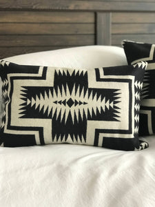 Bold Wool Pillow Cover - River House MT