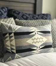 Wool Throw Pillow Cover - River House MT