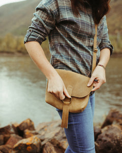 Dillon Crossbody - River House MT