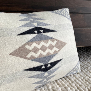 Diamond Ridge Pendleton® Wool  Pillow Cover
