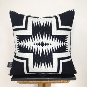 Tribal Wool Throw Pillow Cover - River House MT