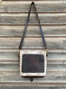 Large Dillon Crossbody with Pendleton® Wool