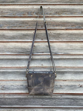 Small Fairfield Wool and Leather Crossbody Bag - River House MT