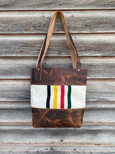 Big Sky Tote with Pendleton® Wool - River House MT