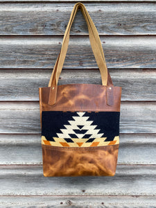 Big Sky Tote with Pendleton® Wool