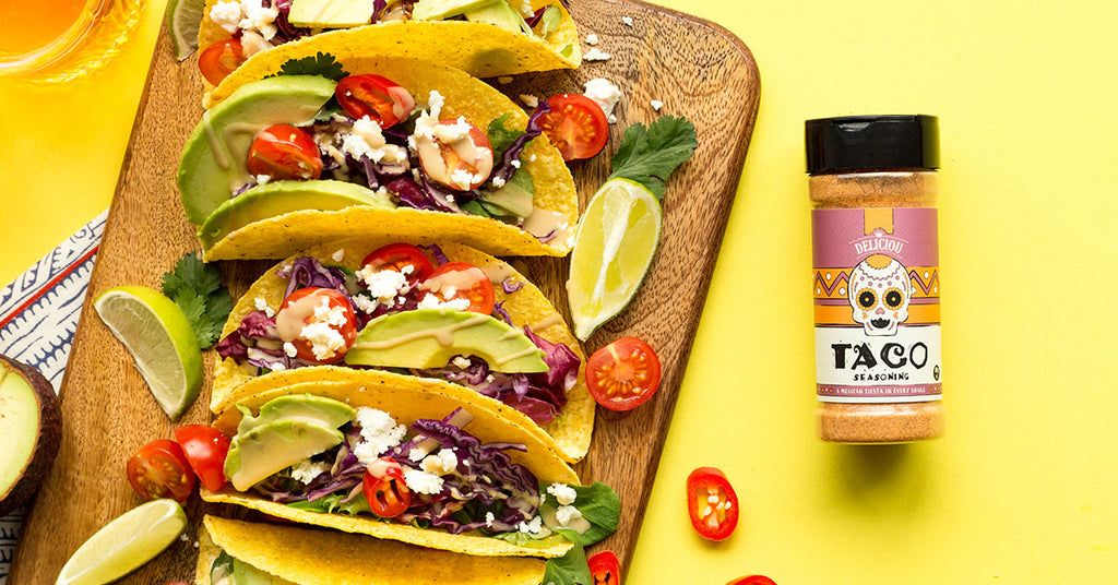 Deliciou Taco Seasoning