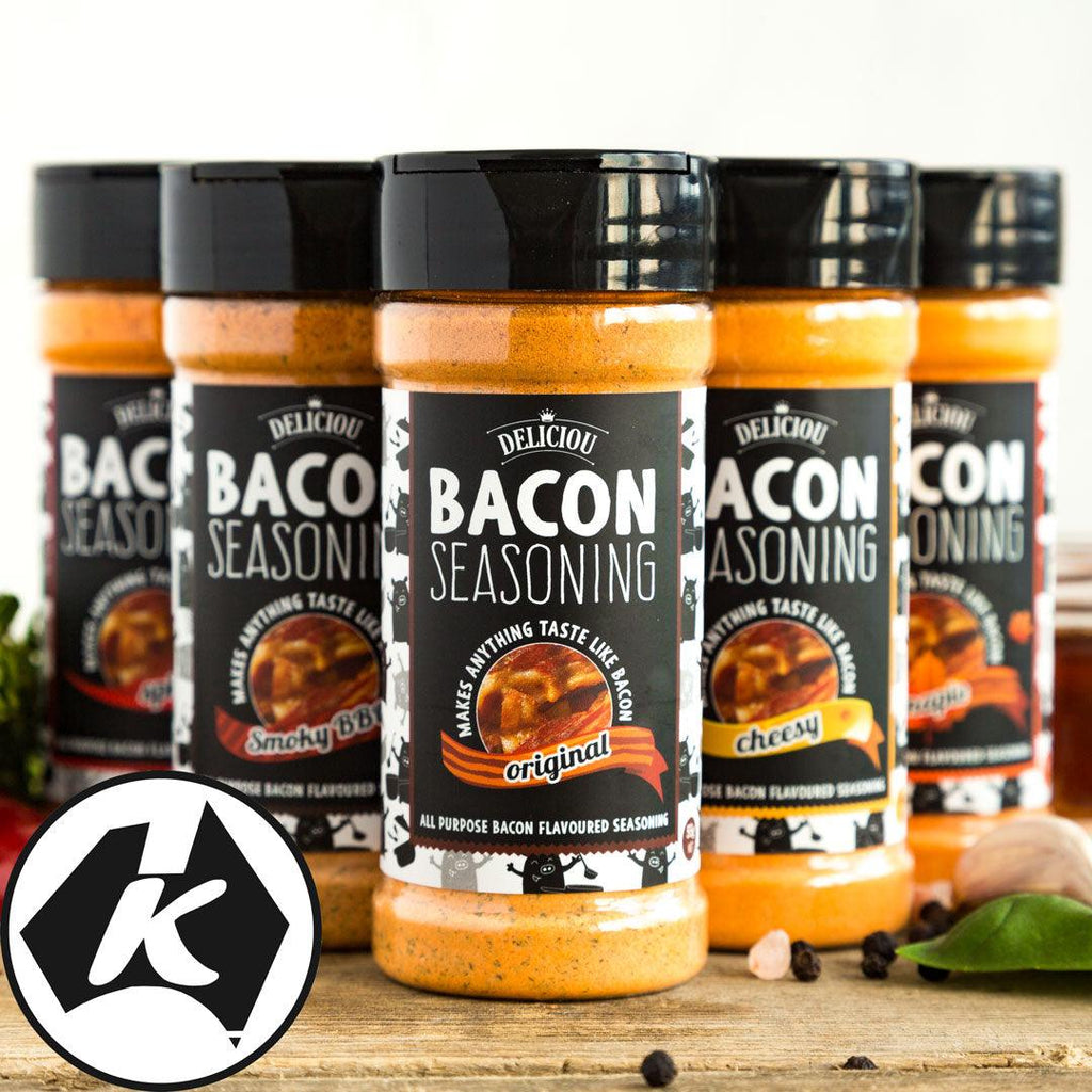 Kosher Certified Bacon Seasoning Pack