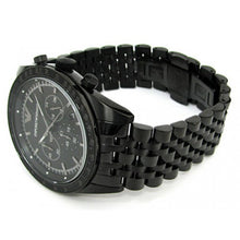 EMPORIO ARMANI | Black / Silver Sportivo Men's Chronograph Watch | AR5989