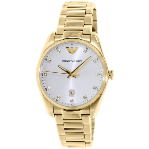 EMPORIO ARMANI | Champagne / Gold Ladies' Watch | AR6064