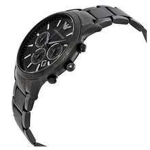 EMPORIO ARMANI | Black Men's Chronograph Watch | AR2453