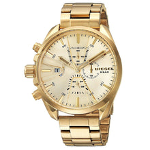 DIESEL | All Gold MS9 Men's Chronograph Watch | DZ4475