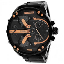 DIESEL | Black / Bronze Mr. Daddy 2.0 Men's Chronograph Watch | DZ7312
