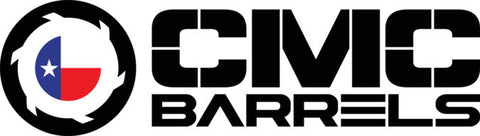 The new division of CMC Triggers is aptly named CMC Barrels. The first offerings from CMC Barrels will be match precision barrels for the Gen3 and Gen4 Glock 17, 19, and 34 pistols.