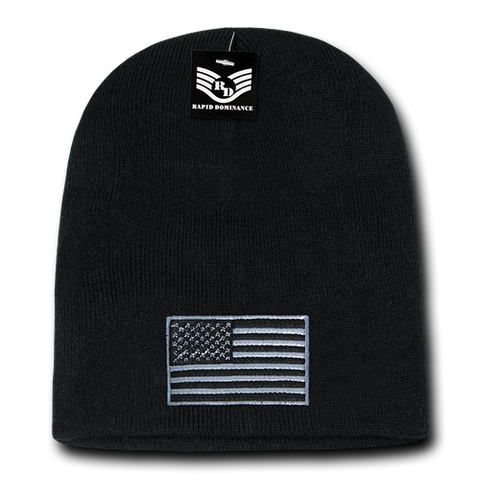 Rapid Dominance USA Flag Collection Beanie