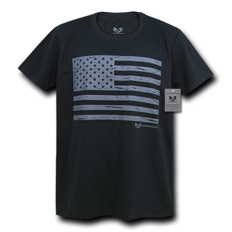 Rapid Dominance USA Flag Collection Graphic Tees