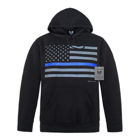 Rapid Dominance Thin Blue Line Collection Pullover Hoodies