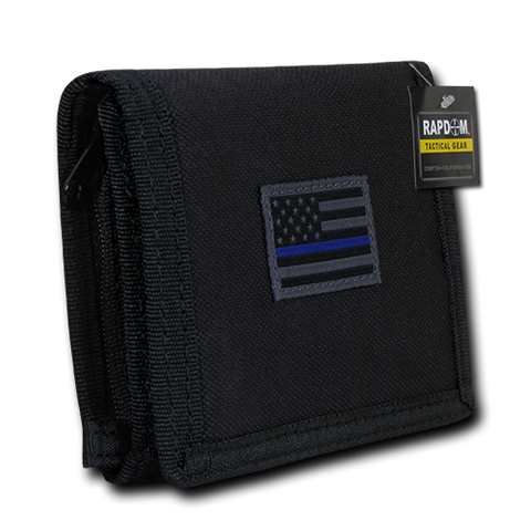 Rapid Dominance Thin Blue Line Collection Tactical Wallet