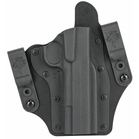 "DeSantis Intruder 2.0 1911 4"" Black Right Hand"