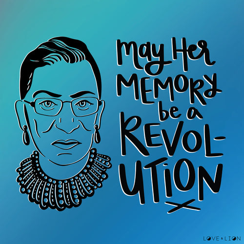RBG REVOLUTION | DOWNLOAD <p style=font-size:12px>*more colors and sizes</p>