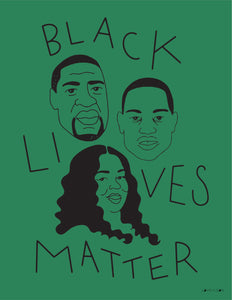 BLACK LIVES MATTER | DOWNLOAD <p style=font-size:12px>*more colors</p>